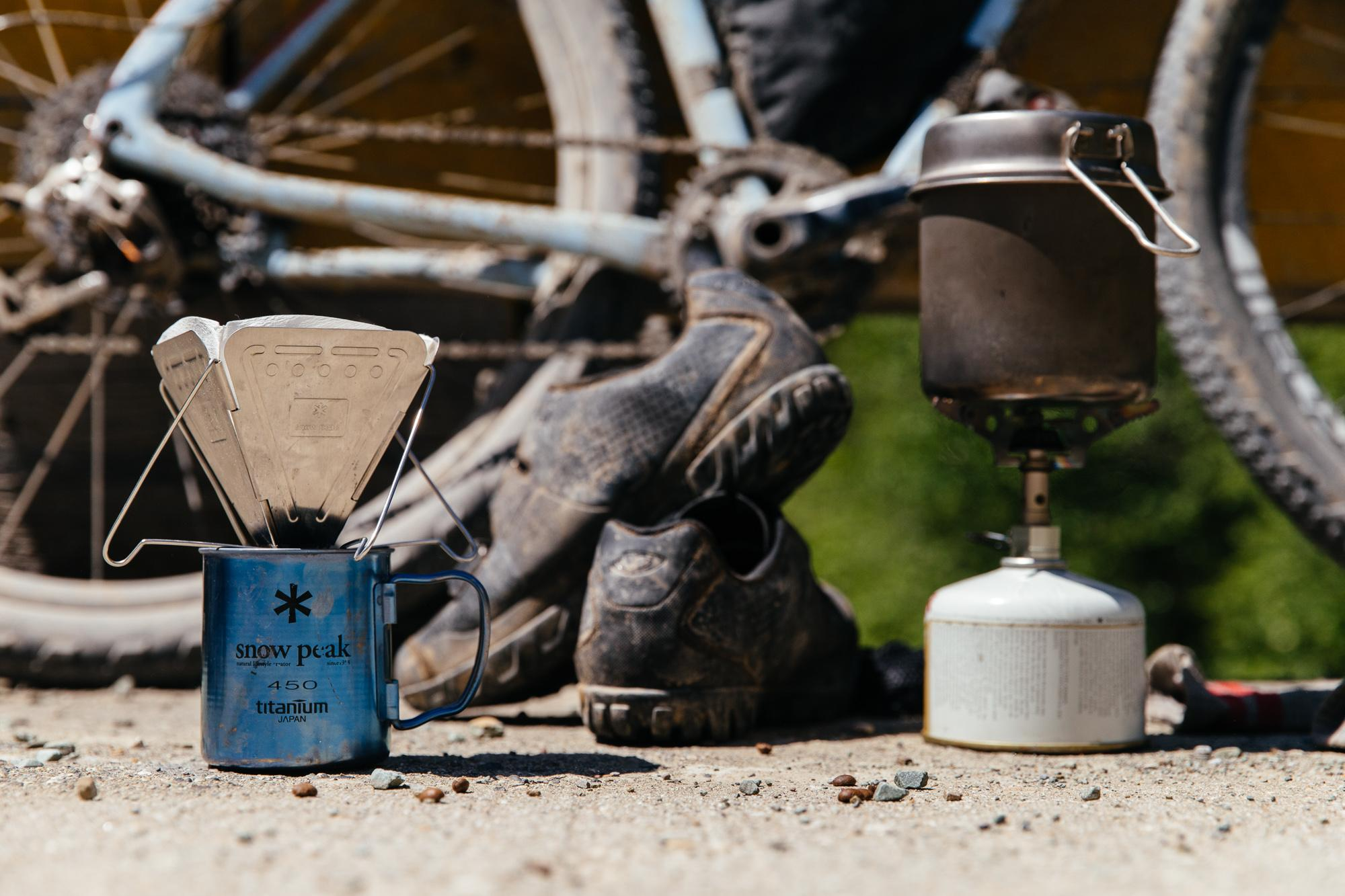 Roadside coffee
