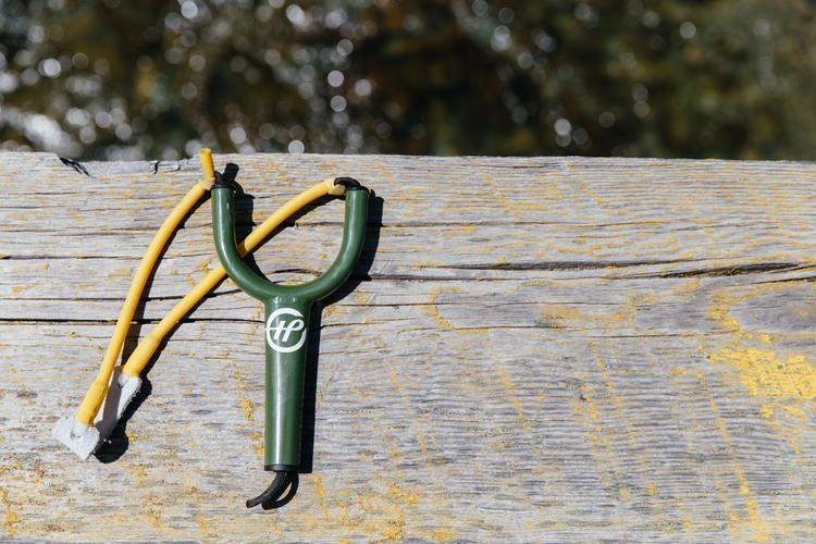 Hunter Cycles Hip Shooters Slingshots