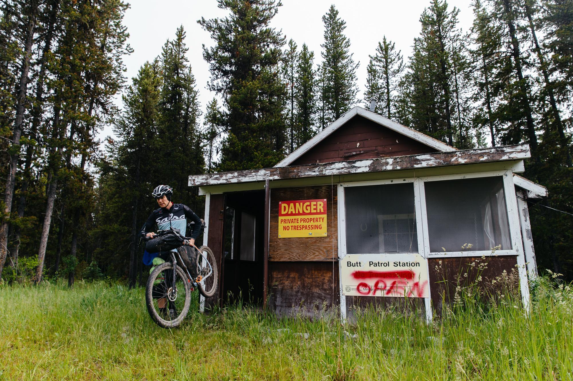 Butt's Cabin