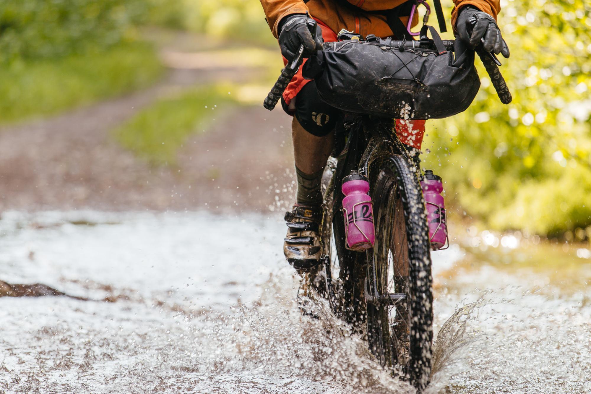 More wet feet