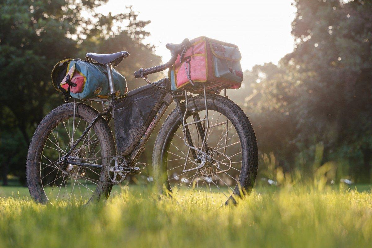 Matt's Crust Bikes Evasion 26+ Tourer