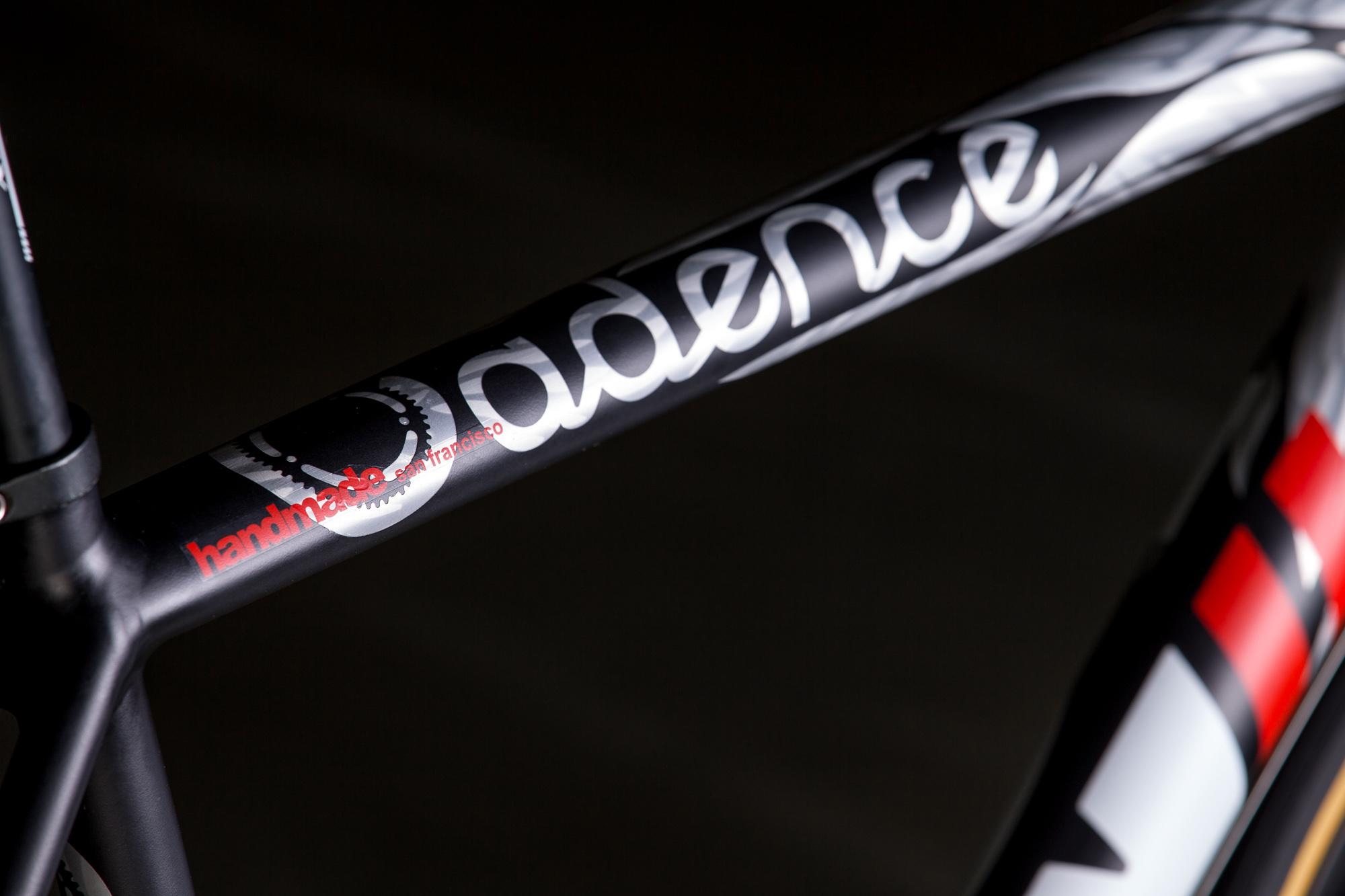 2015 NAHBS: Low and Cadence Mk1 Road