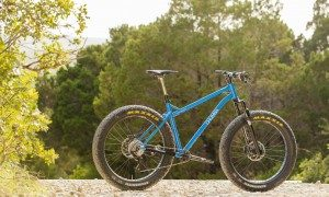 Chumba's Ursa Major Fatbike is Rollin' on a Rock Shox Bluto