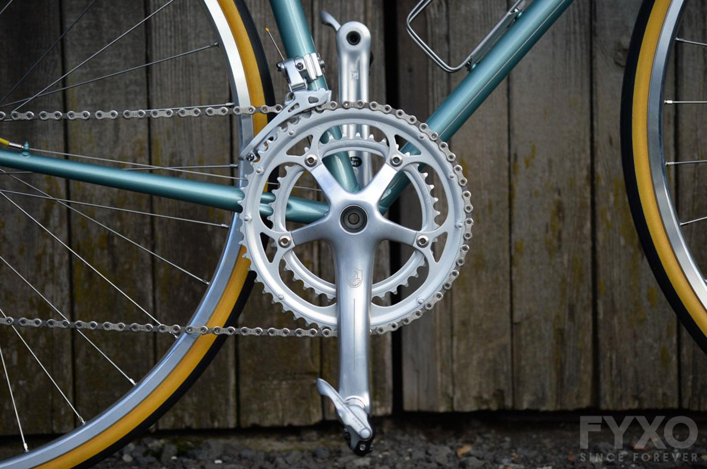 FYXO: The Campagnolo Project