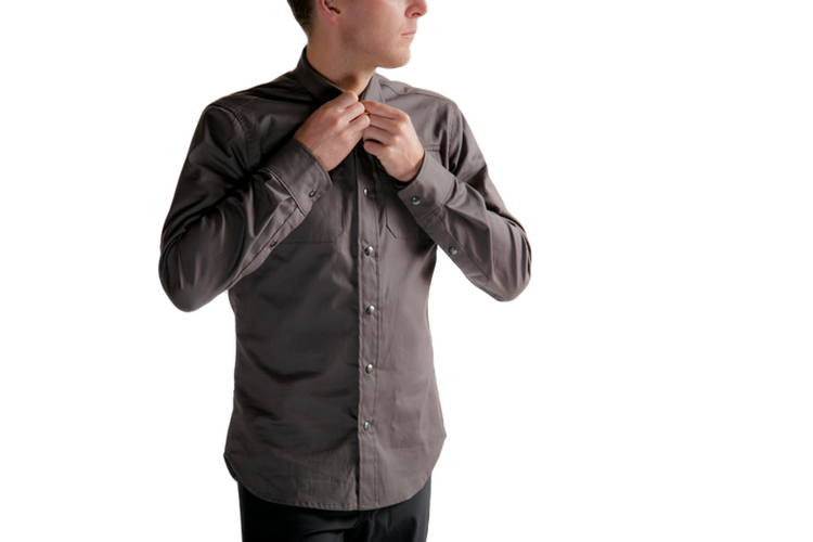Mission Workshop: The Sansom Water Repellent Button Up