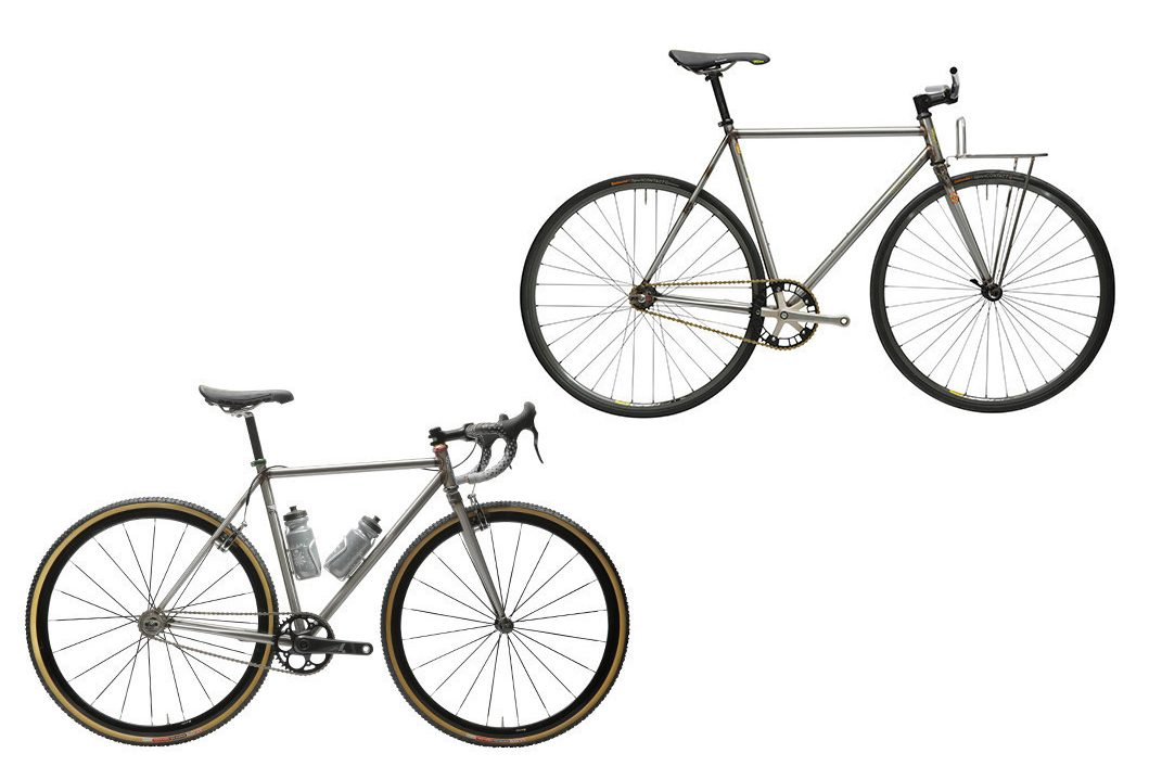 the mash and cinelli work frames are now shipping