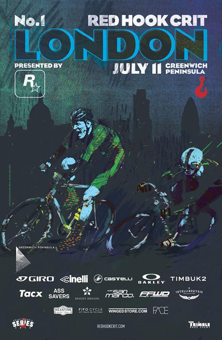 The Red Hook Crit Comes to London This Week