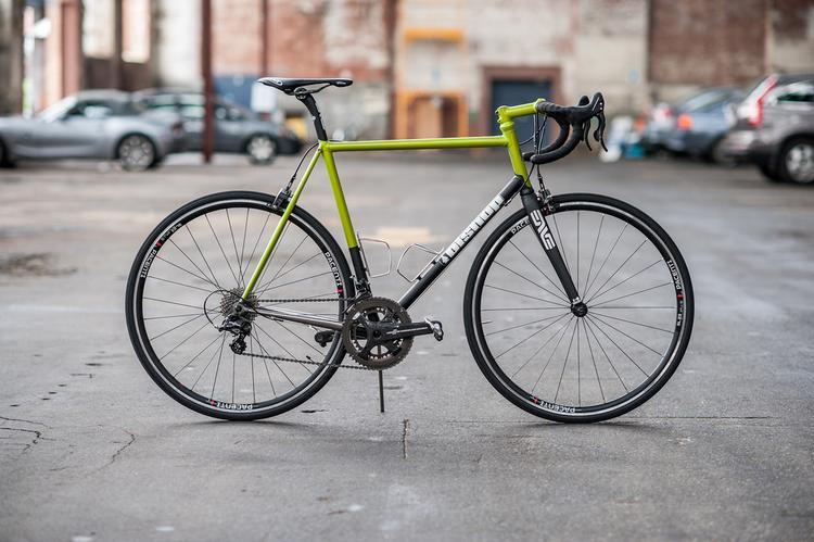Chris Bishop's Personal Road Bike
