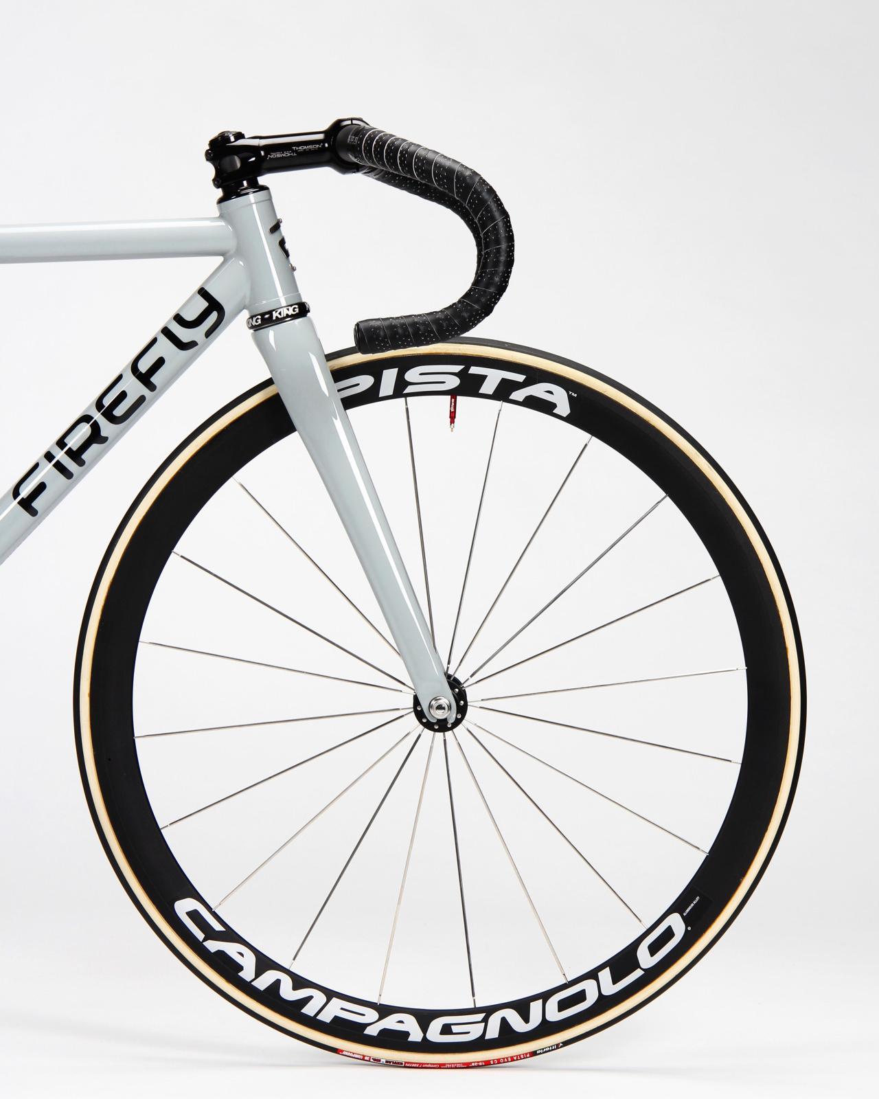 Firefly Bicycles: Titanium Track | The Radavist | A group of