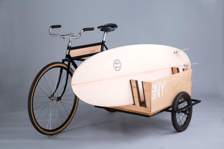 Horse Cycles: Surf Side Car Cruiser Bike