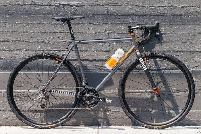 Jared's Hunter 'Cross Bike
