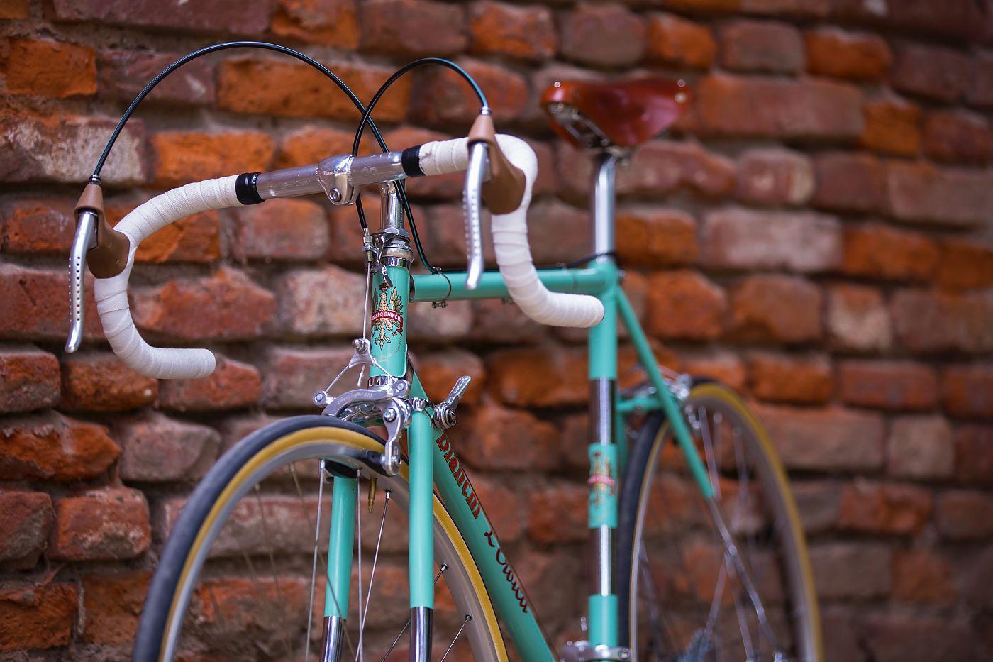 Bianchi L'Eroica: a Vintage Inspired Road Bike
