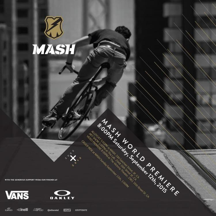 MASH SF's World Premiere September 12th