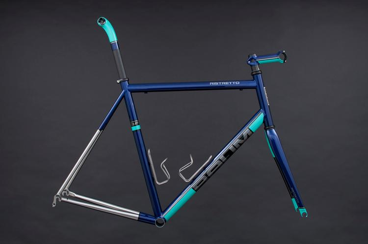 Baum Cycles: Turquoise and Navy Ristretto