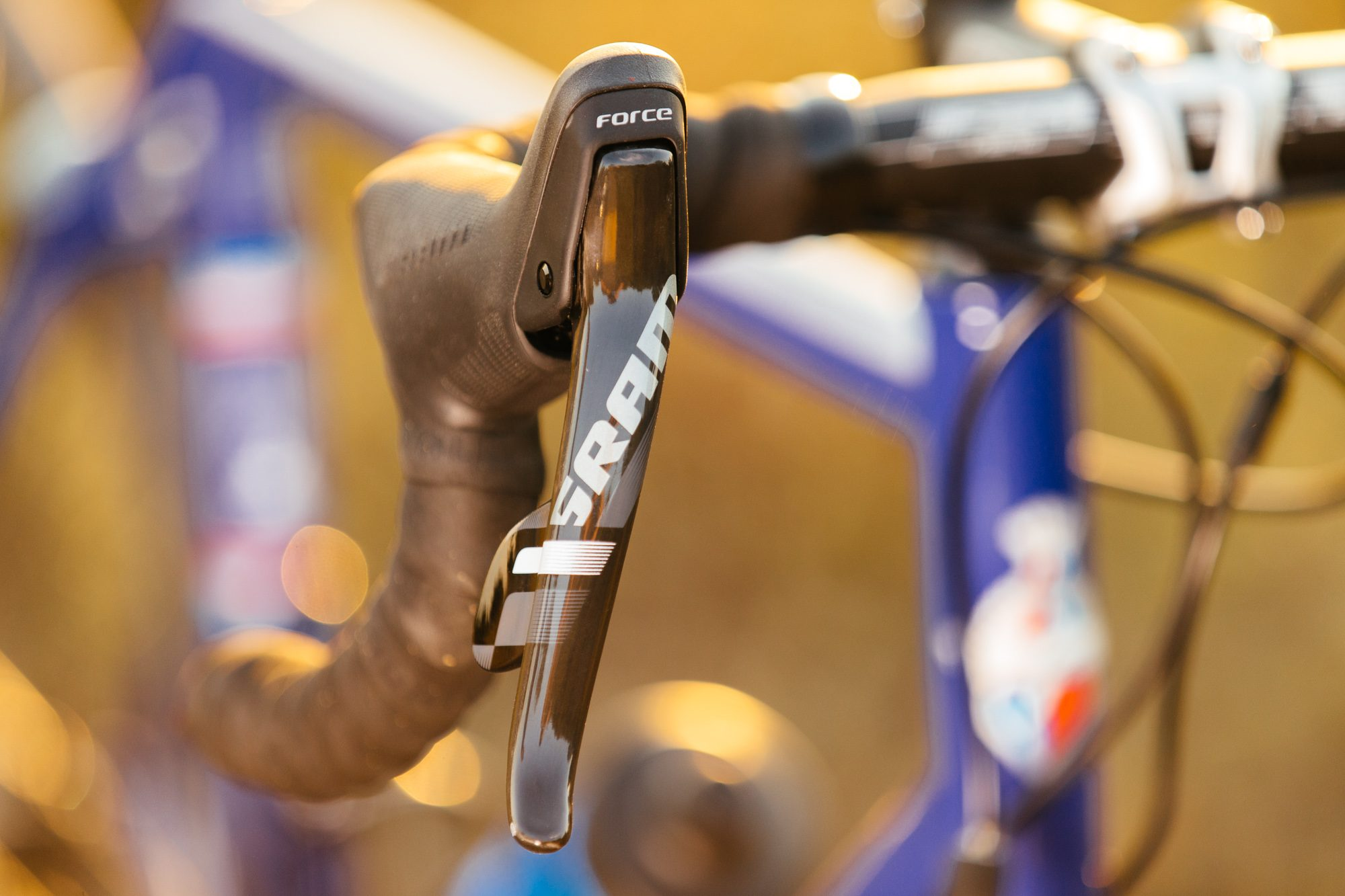 The Fairdale Goodship with SRAM Force 22