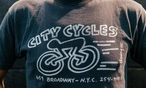 1986 City Cycles shirt!