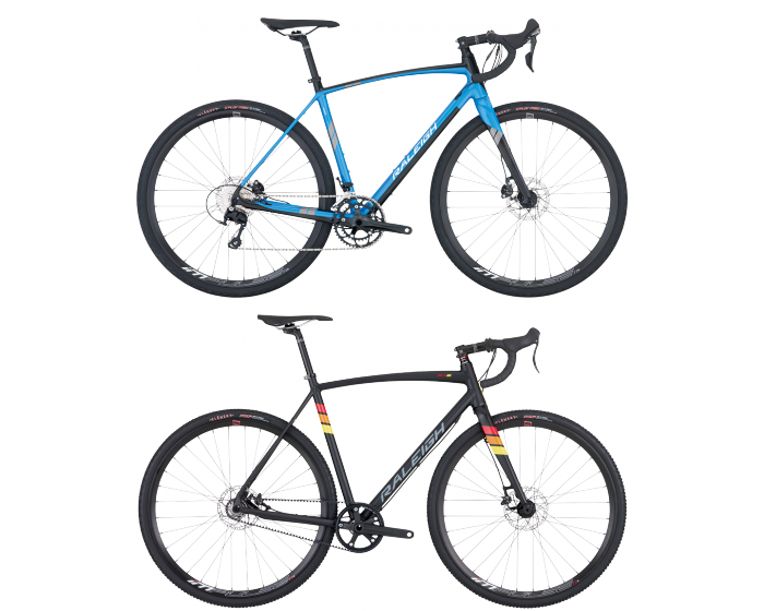 Raleigh_Cross_bikes