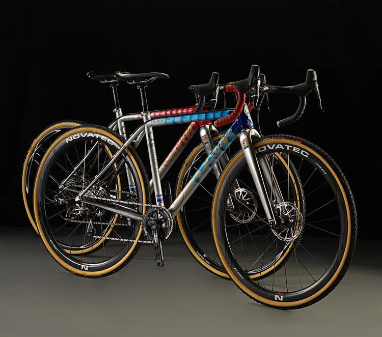 The Stanridge Speed Team 'Cross Bikes