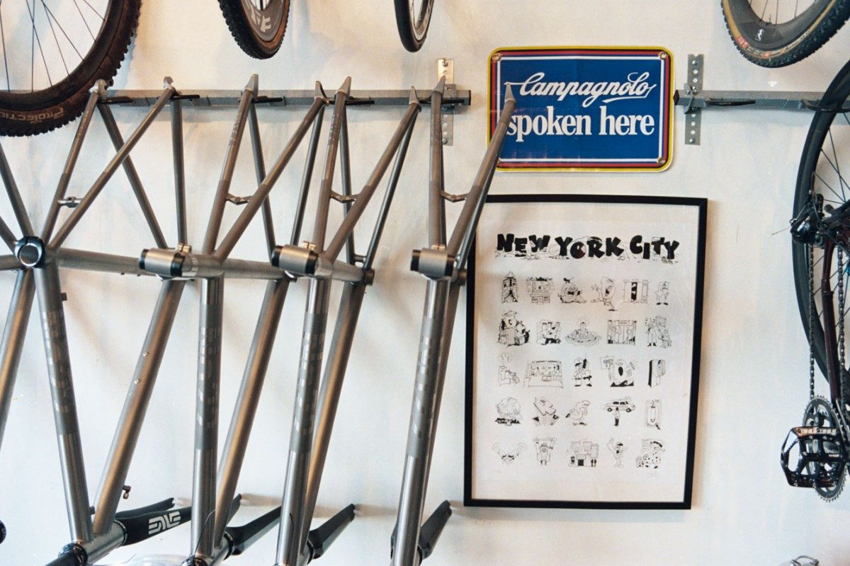 Brooklyn's Deluxe Cycles - Cooper Ray