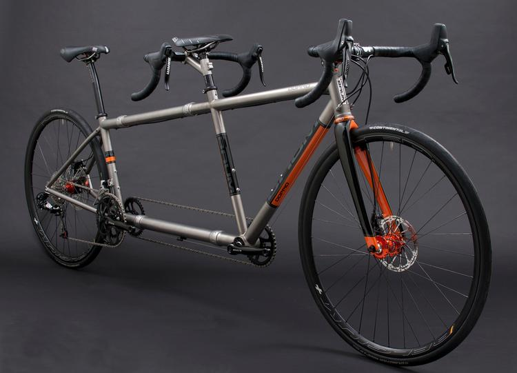 BAUM Cycles Tandemonium