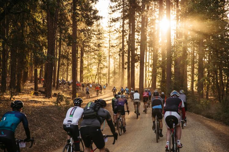 A Weekend in the Sierra Mountains at Giro Cycling's Grinduro!