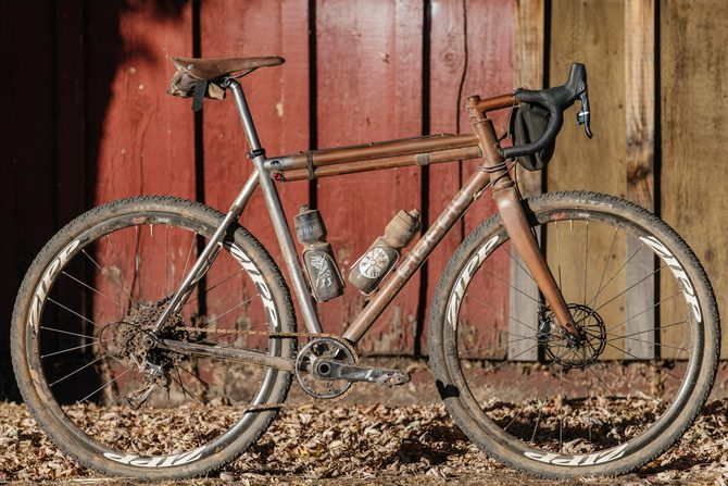 Sated steed...