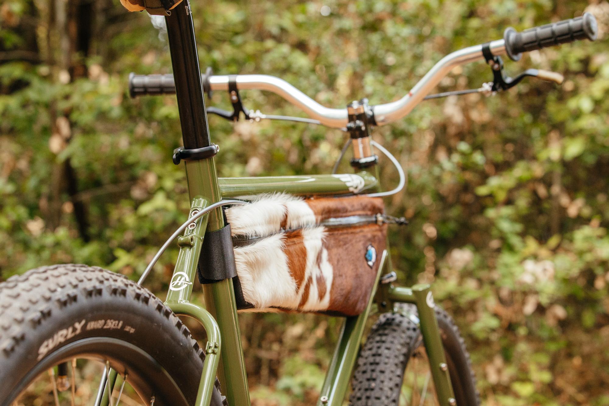 Hunter Cycles Bushmaster Tourer