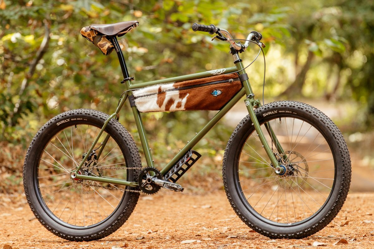 Hunter Cycles Bushmaster Tourer