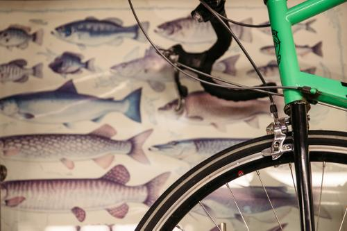 Inside Hunter Cycles