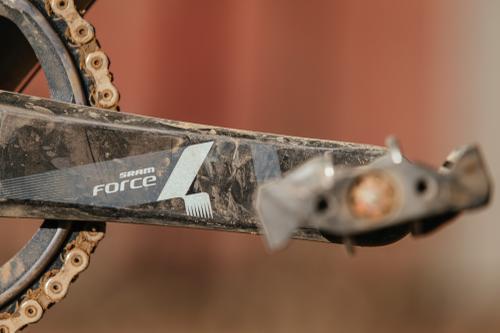 My Rusty Rat Rod  Titanium Firefly Disc All Road