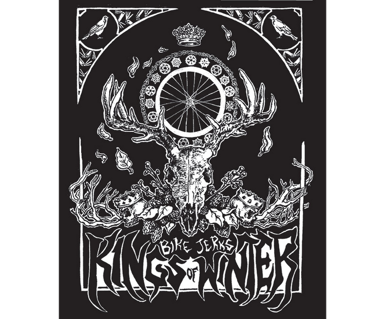 Bike Jerks: Kings of Winter Shirts
