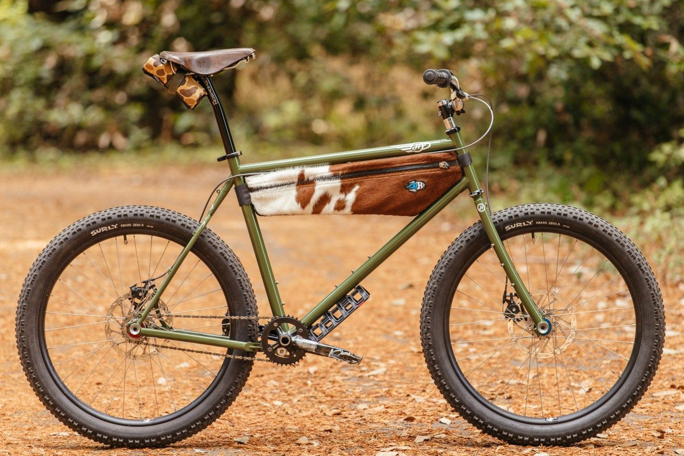 Hiunter Cycles Bushmaster