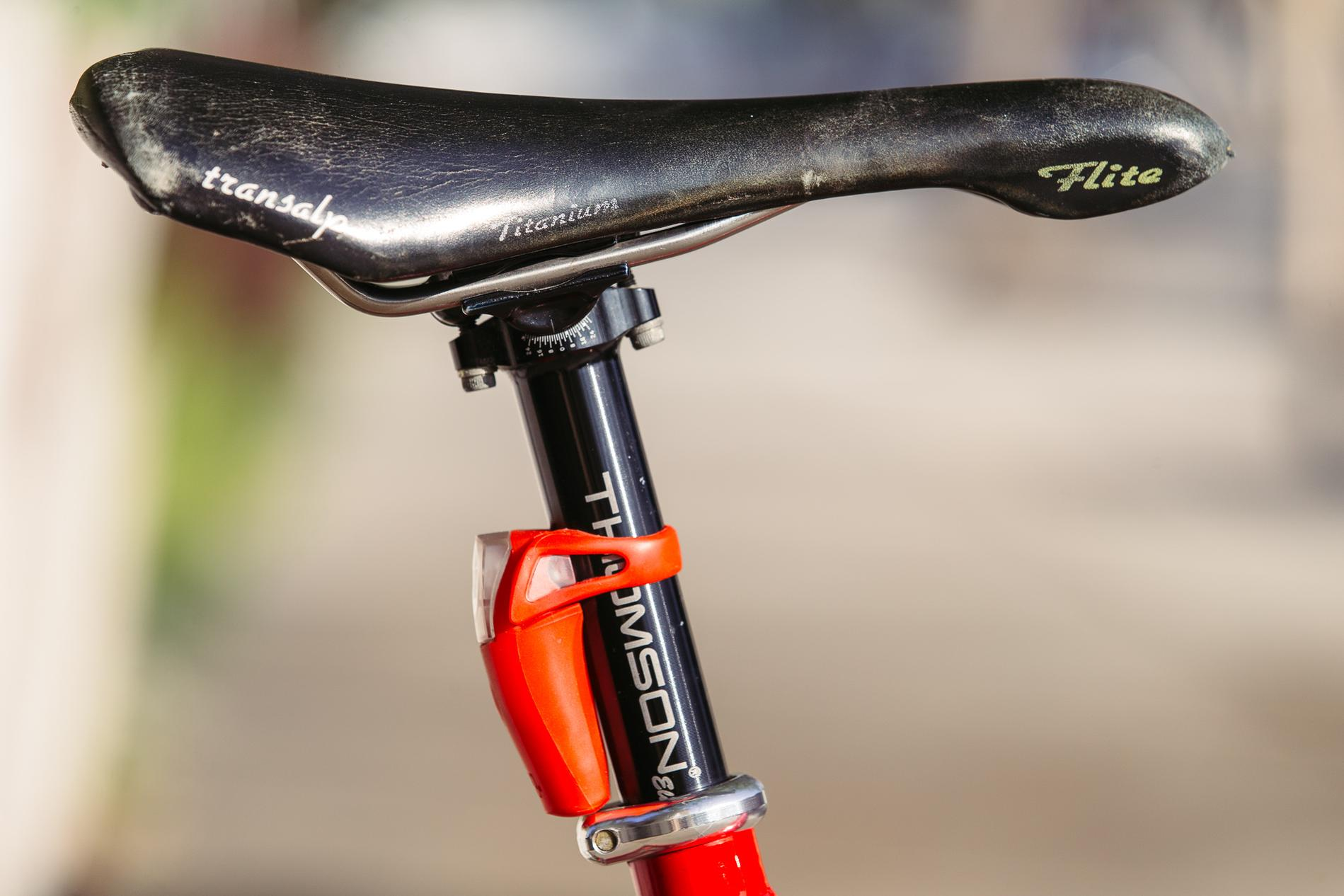 Ace's Cannondale Boogie Track
