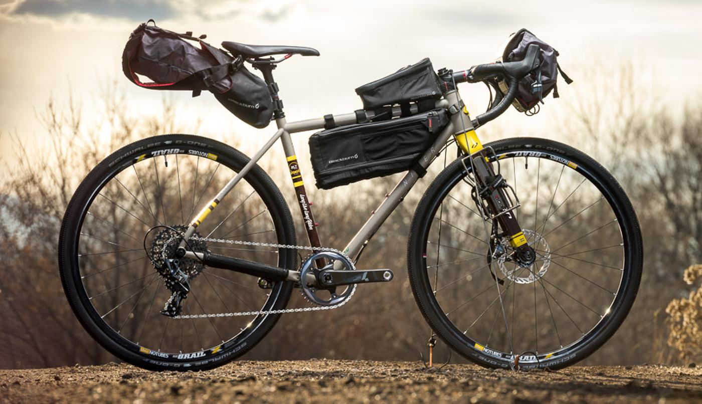 Niner and the IMBA are Auctioning off Limited Edition RLT9 Steel Cross Bikes!