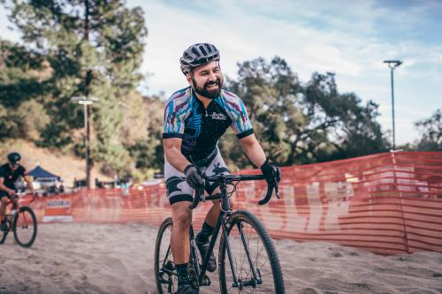 Julio Boostamante at SoCal Cross