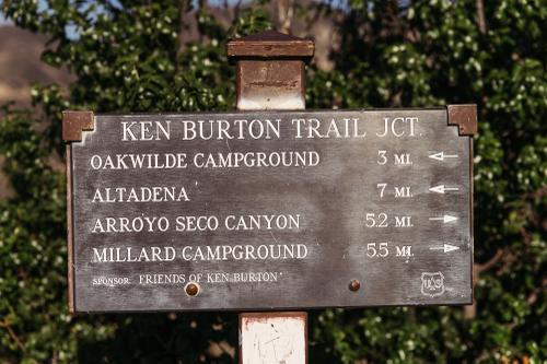 Ken Burton Trail