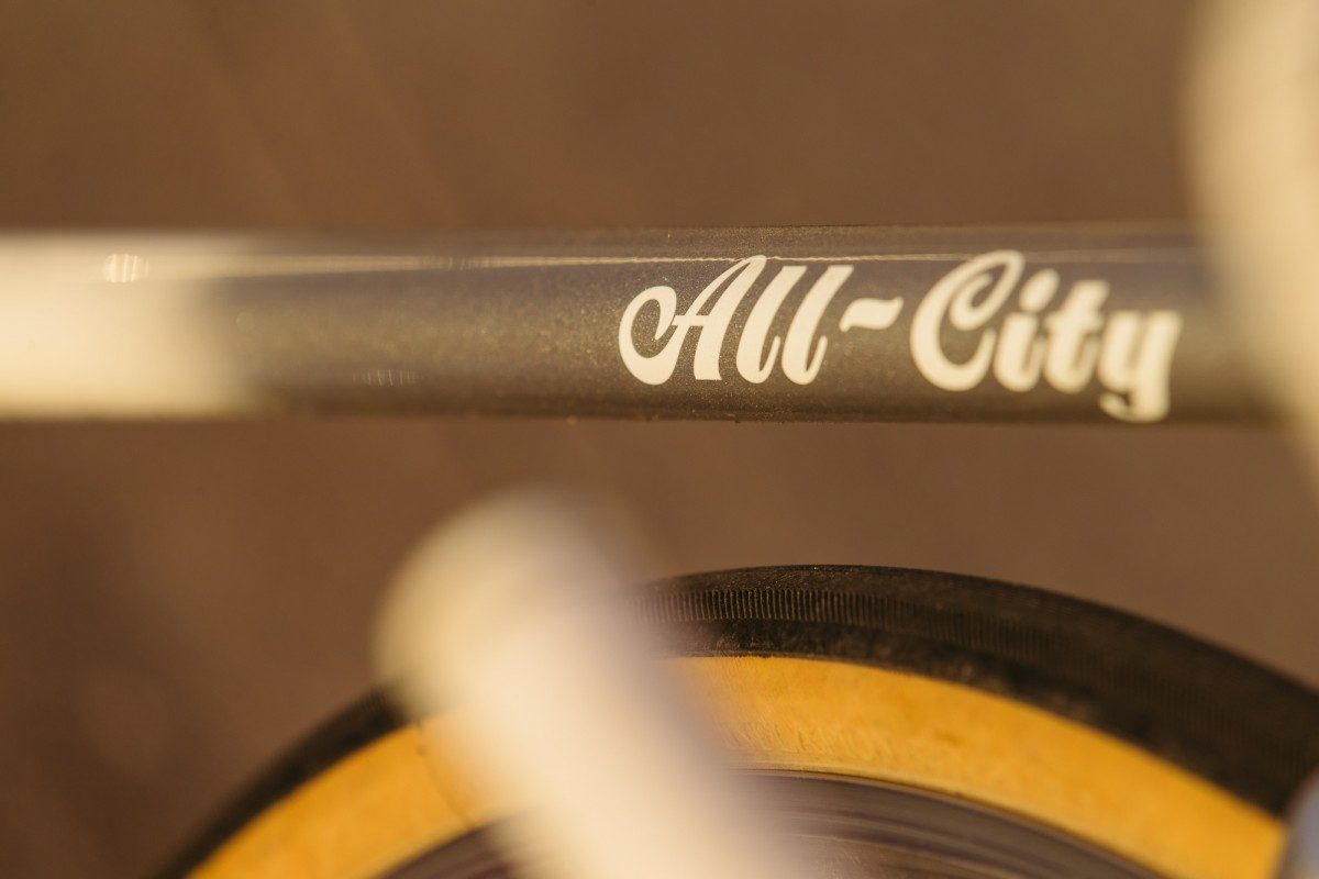 Kyle's Fifth Anniversary All-City Big Block Singlespeed