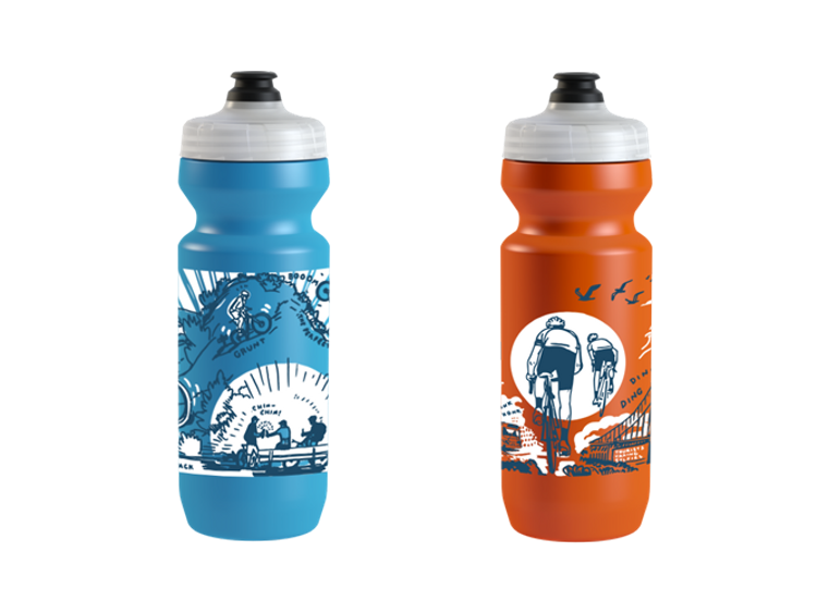 Chris McNally for Spurcycle… BOTTLES!