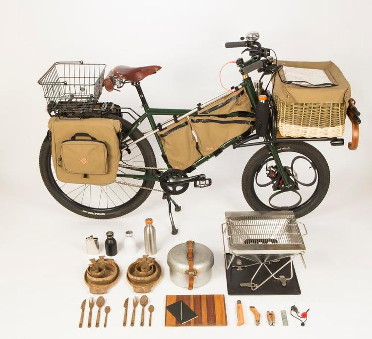 Sven Cycles: Forager Cargo Bike