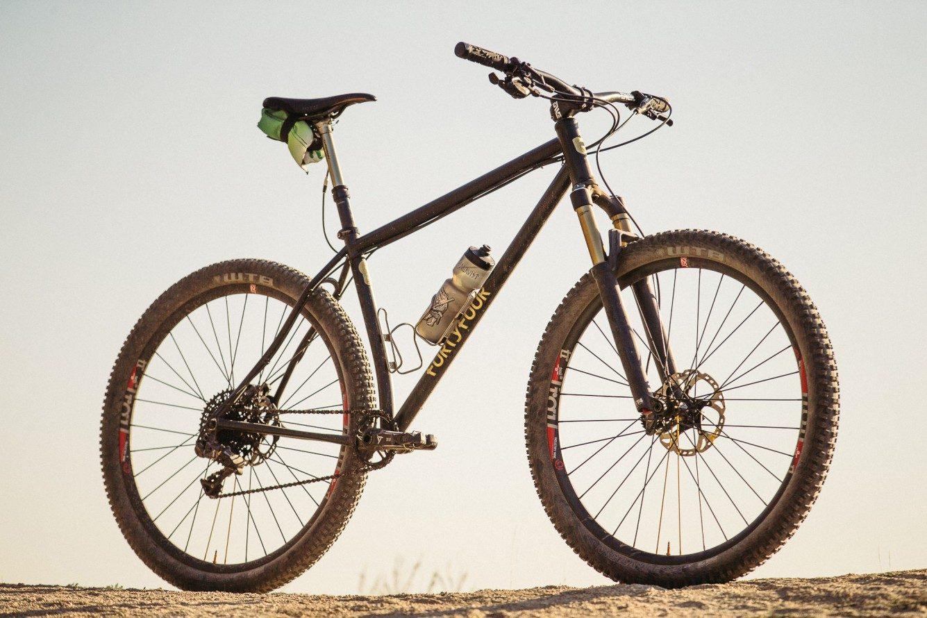 Swear To Shred The 44 Bikes Marauder Hardtail 29 R The Radavist
