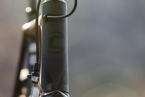 Ted King's Cannondale Supersix EVO Hi-Mod with SRAM Red eTap