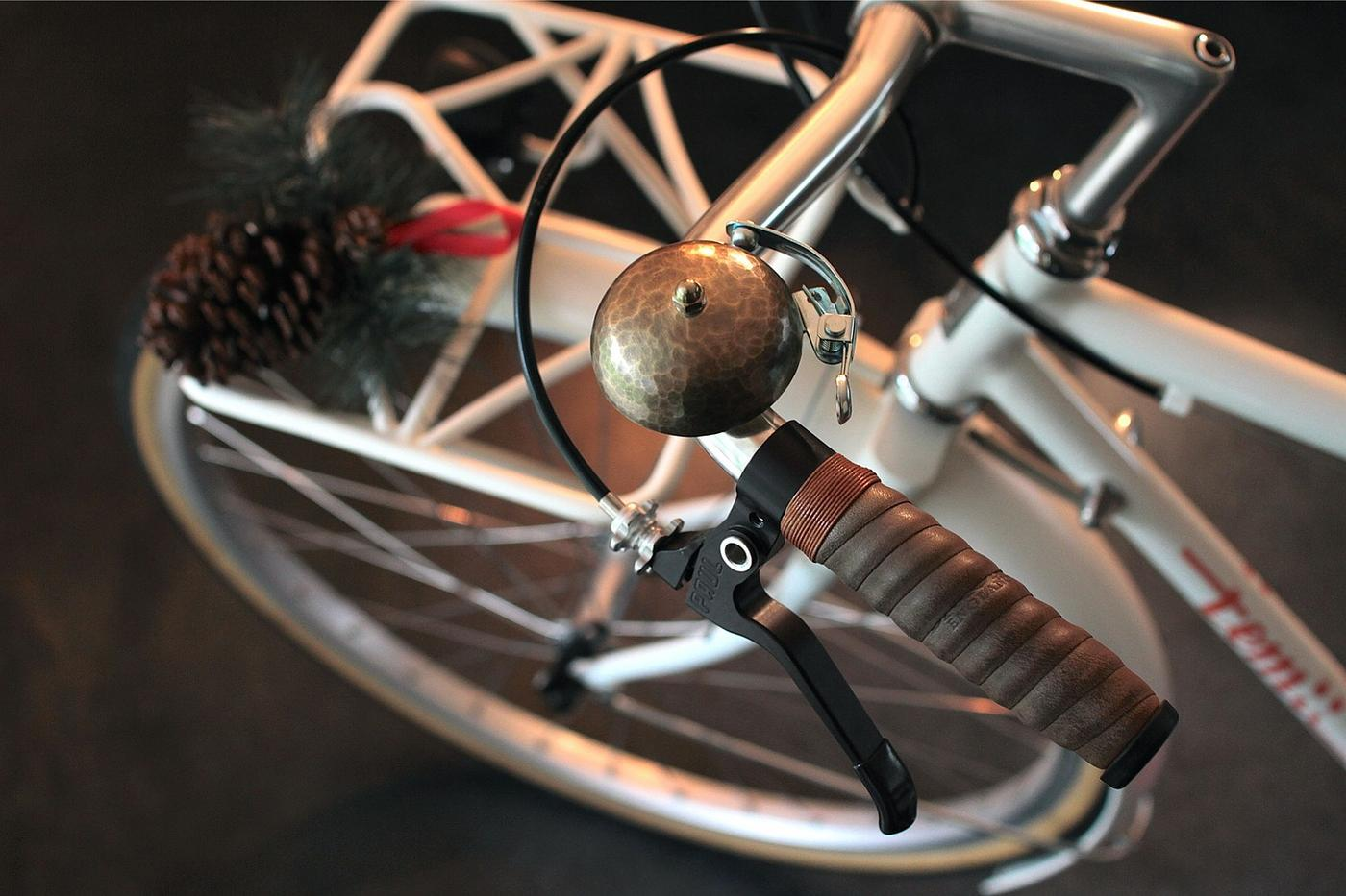 Tomii Cycles' Hand Hammered Bells