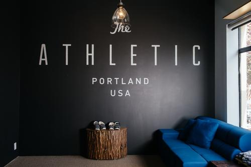 Portland! with the Athletic