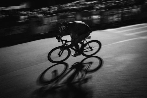 Chris Lee and Chris Dilts at the Red Hook Crit