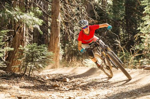 Then some shredding in Downieville!