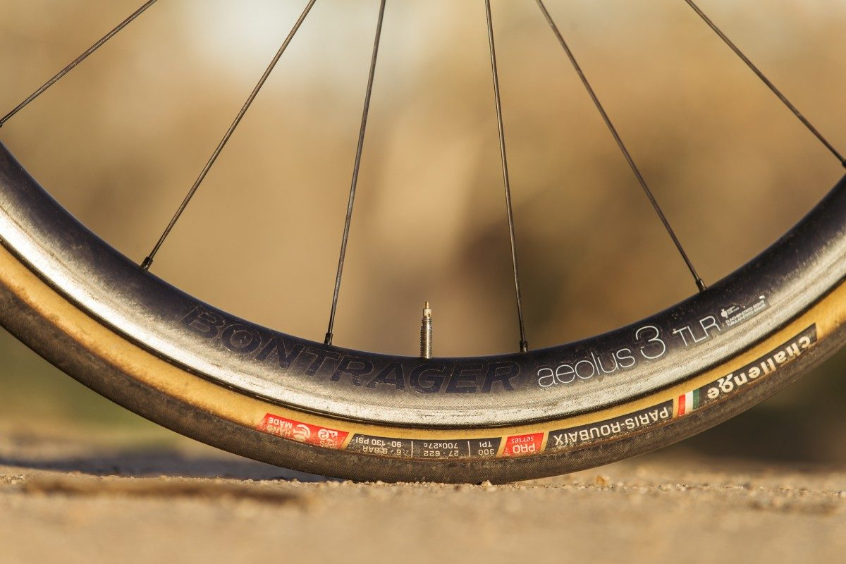 Bontrager Aeolus 3 TLR Carbon Clincher Wheels