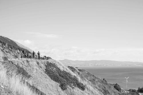 Graduating Skid University on Fallen Angel Island