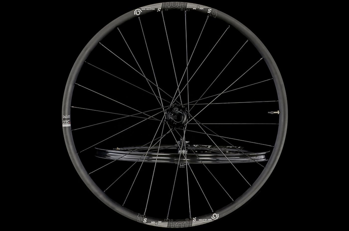 Industry Nine Goes All Black on Their Trail S MTB Wheels