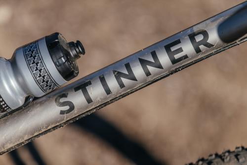 Matt's Titanium Stinner Hardtail 29'r