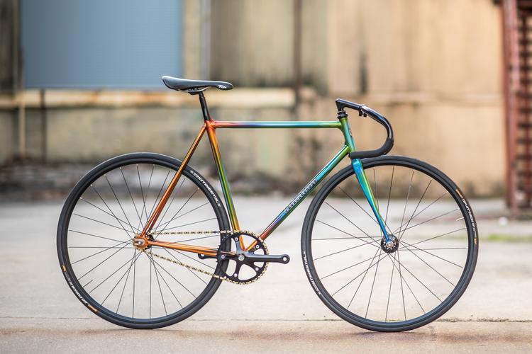 Bishop Bikes: Nicole's Columbus Gilco Track